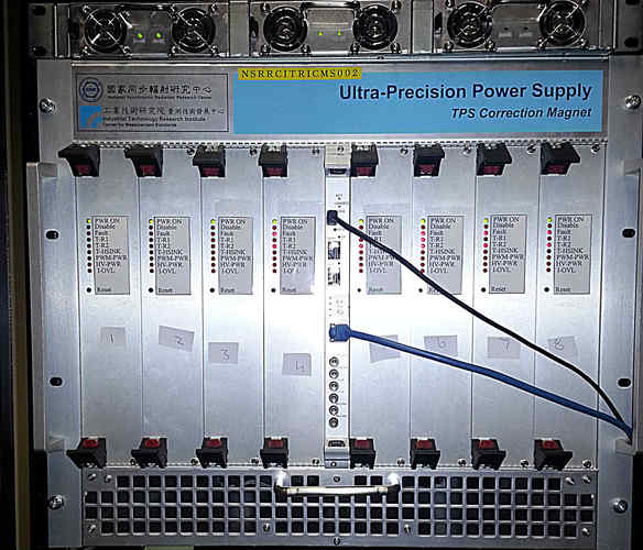 Corrector Power Supply Controller CPSC